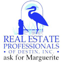 Destin Real Estate Profrsionals ask for Marguerite